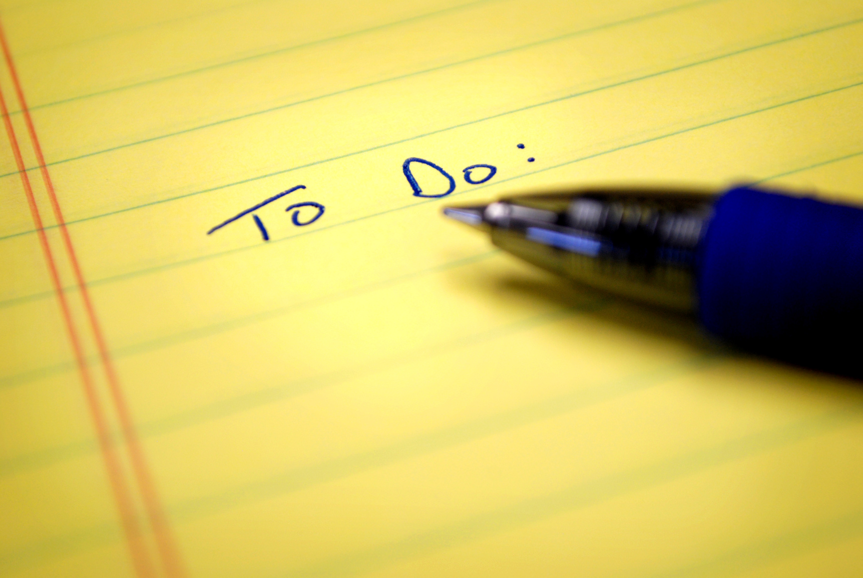 How To Write A Great To Do List And Why You Need To
