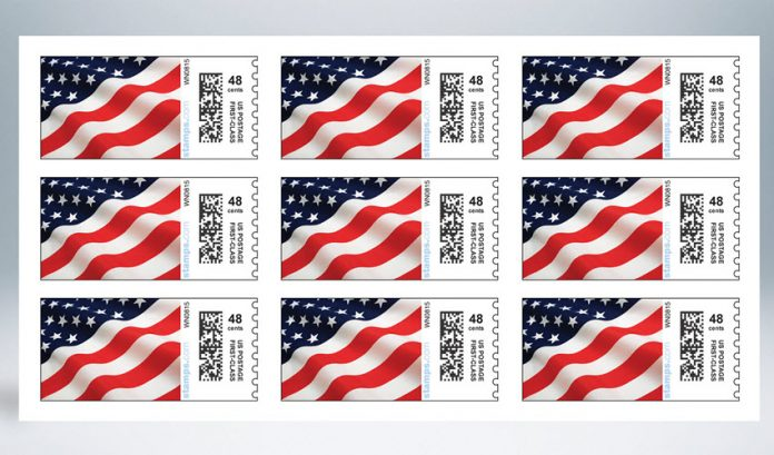 how many stamps do