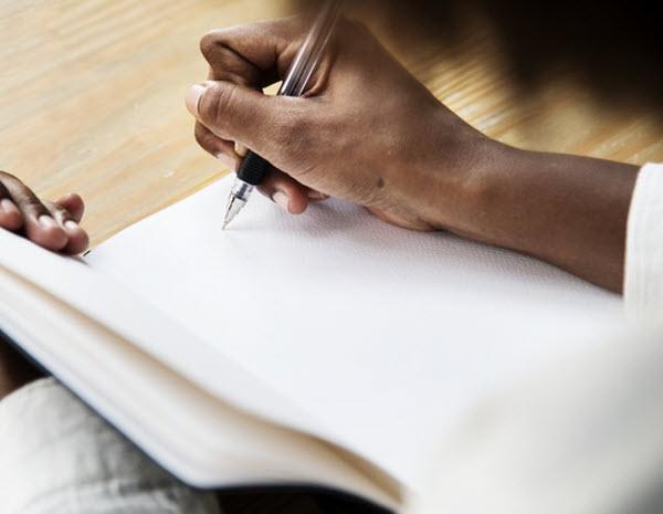 writing accomplishment journal