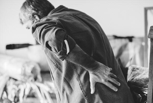 old mattress severe back pain
