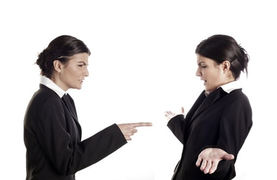 the narcissistic coworker