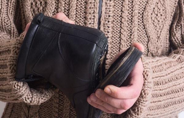 shoe repair tip
