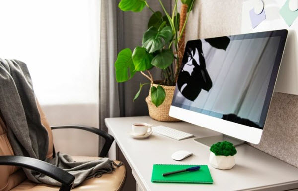 how do you overcome burnout by rearranging work environment