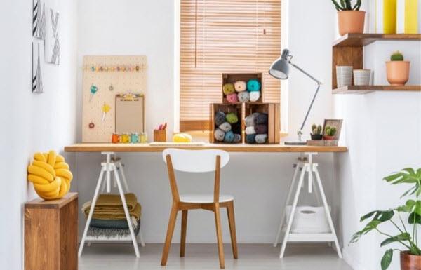 create a hobby room