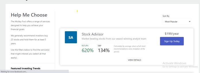Everlasting Stocks