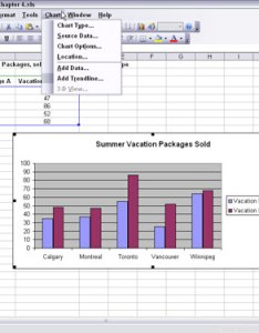 Changing the chart type to  bar also using columns and bars compare items in excel charts dummies rh