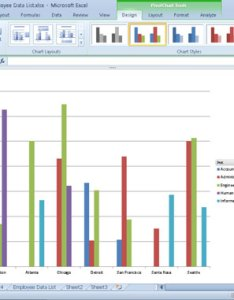 clustered column pivot chart moved to its own sheet also how create and format in excel dummies rh