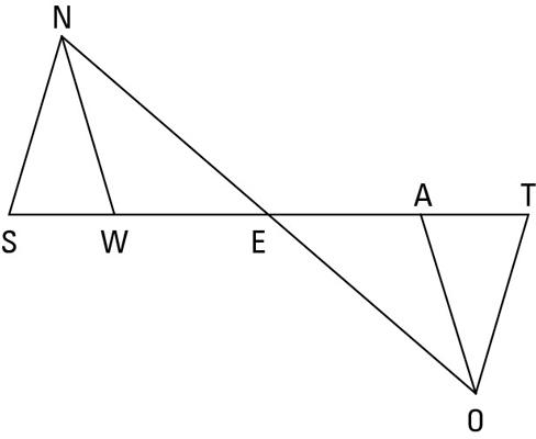 Using the Angle-Side-Angle Method to Prove Triangles