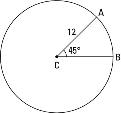 How to Determine the Area of Sectors and Segments of a
