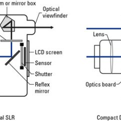 Slr Camera Diagram Glass Eye Parts Compact Digital Cdc Versus Dummies In Today S Market The Price Of A Ranges Anywhere From 100 To 500 Depending On Its Features Whereas Starts At About 400