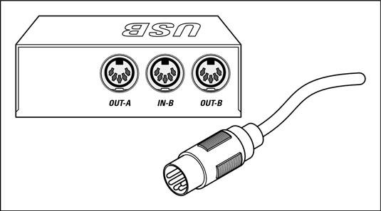 Recording Music with MIDI, AES/EBU, or S/PDIF Digital