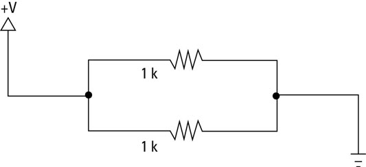 Electronics Components: Combine Resistors in Series and
