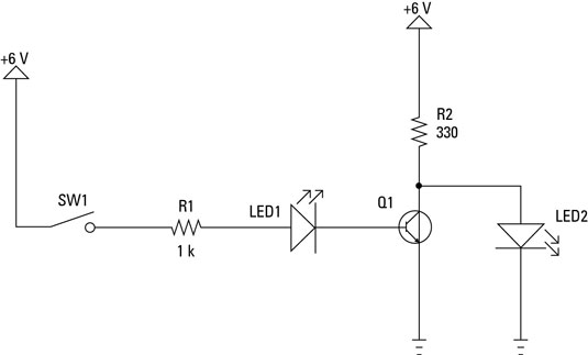 Electronics Projects: How to Build a NOT Gate Circuit