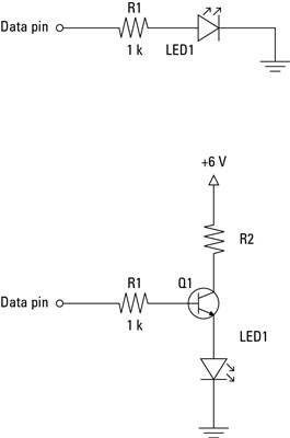 Digital Electronics: How to Design a Parallel-Port Circuit