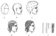 draw hairstyles male