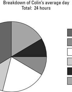 Deciding when to use  pie chart also the basics of charts dummies rh