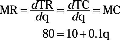 How to Determine Where Marginal Revenue Equals Marginal