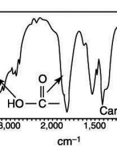 carboxylic acid in the ir spectrum also how to identify carbonyls alkenes alkynes and aromatics rh dummies