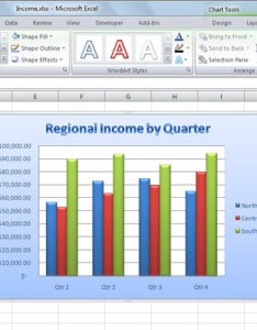 Use the chart tools format tab to existing elements also formatting excel dummies rh