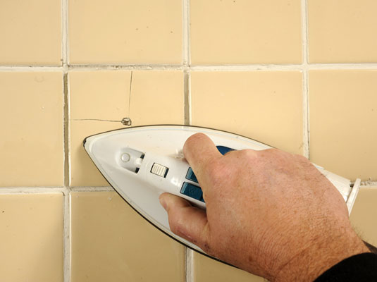 how to replace broken ceramic tile