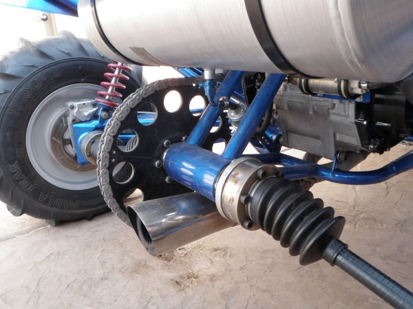 Sand Rail Suspension Parts - Year of Clean Water