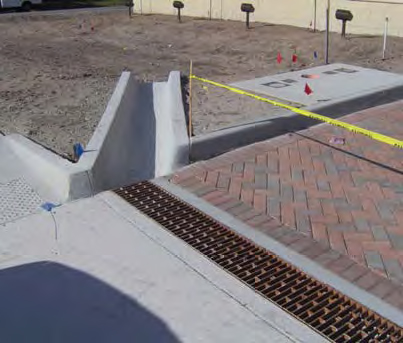 Commercial Trench Drains  Dumoore Systems