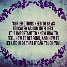 Emotional Intelligence Quote