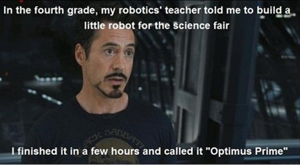 Tony Stark Quotes QuotesGram