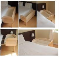 a baby bed, smart ideas - Dump A Day