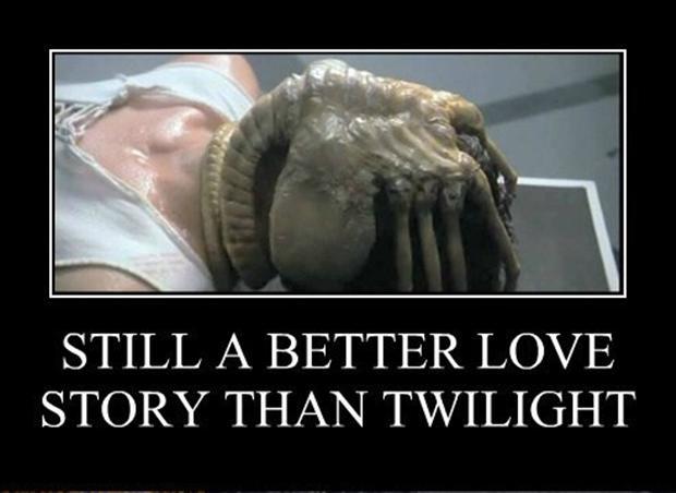alien, still a better love story than twilight