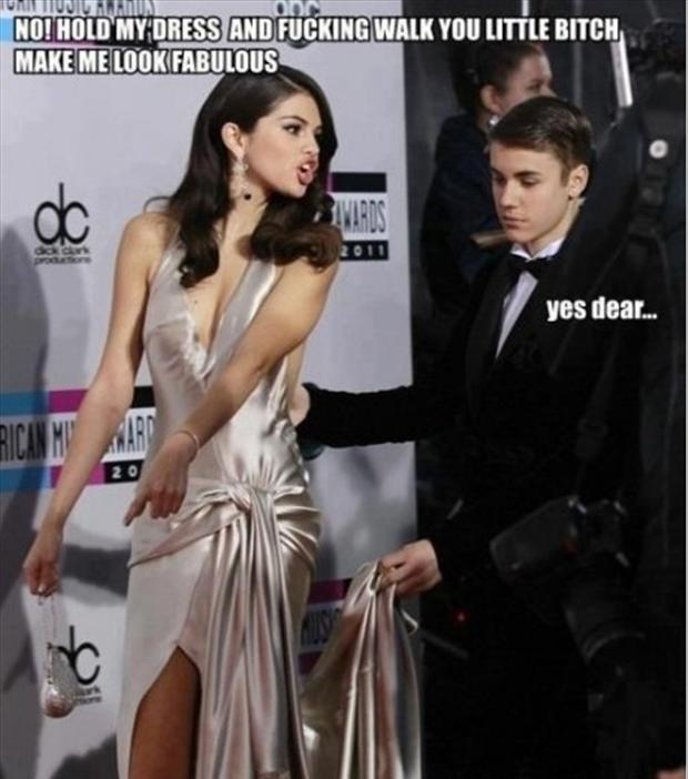 justin bieber has a girlfriend, funny pictures