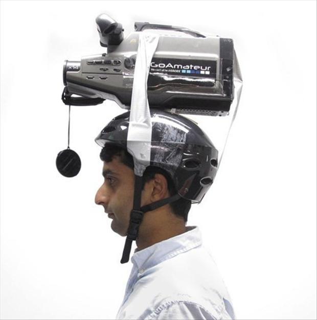 there i fixed it, helmet camera