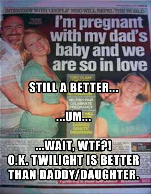 z not a better love story than twilight