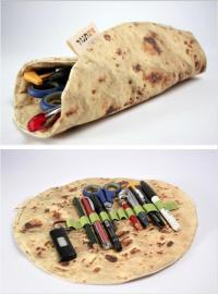 burrito pen holder - Dump A Day