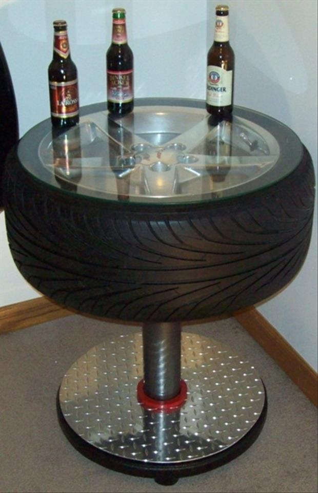 Creative Uses For Old Tires  20 Pics
