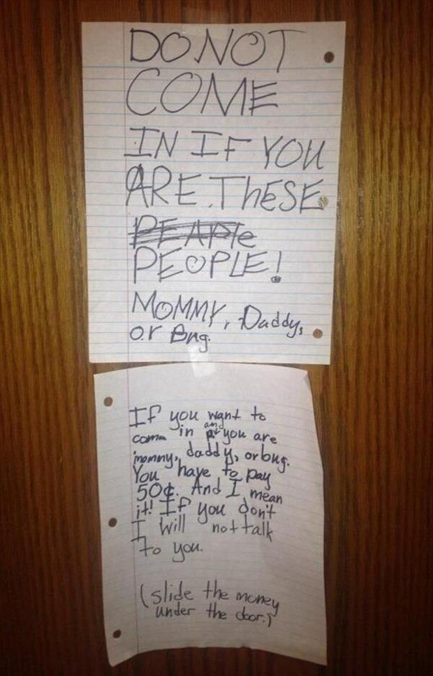 Kids Write The Funniest Things 22 Pics