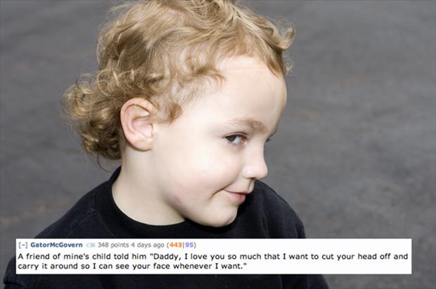 creepy things kids say reddit (12)