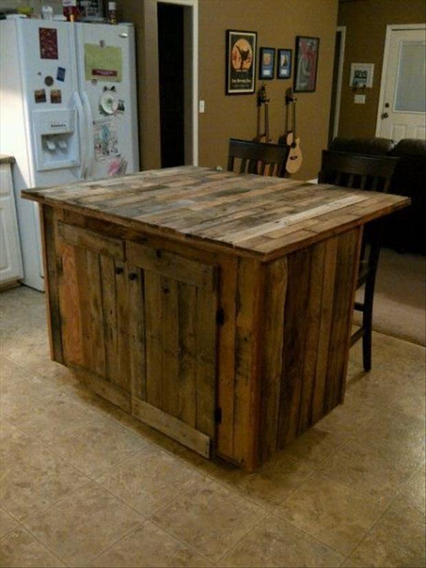 rooms to go kitchen islands outdoor kitchens sydney fun diy pallet ideas - 30 pics