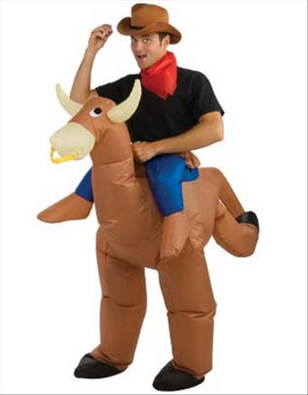 bull rider halloween costume