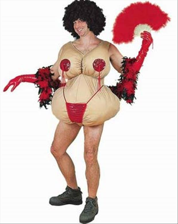 stripper with tassels costume