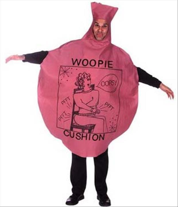 woopie cusion costume
