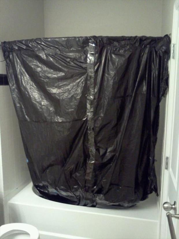 You Can Tell A Lot About A Person By Their Shower Curtain