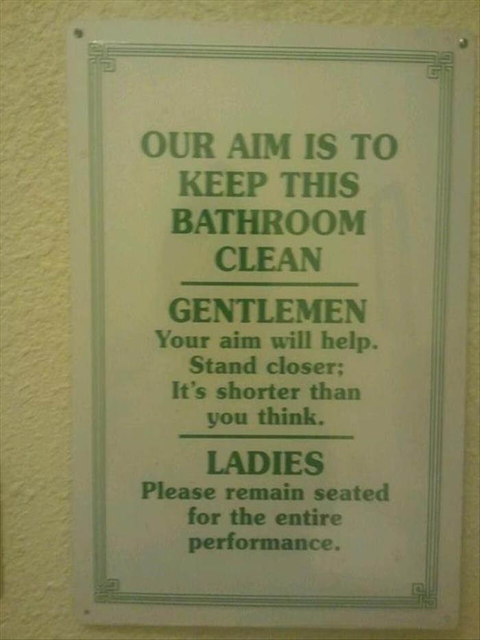 Bathroom Posters