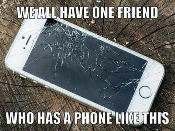 friends phones