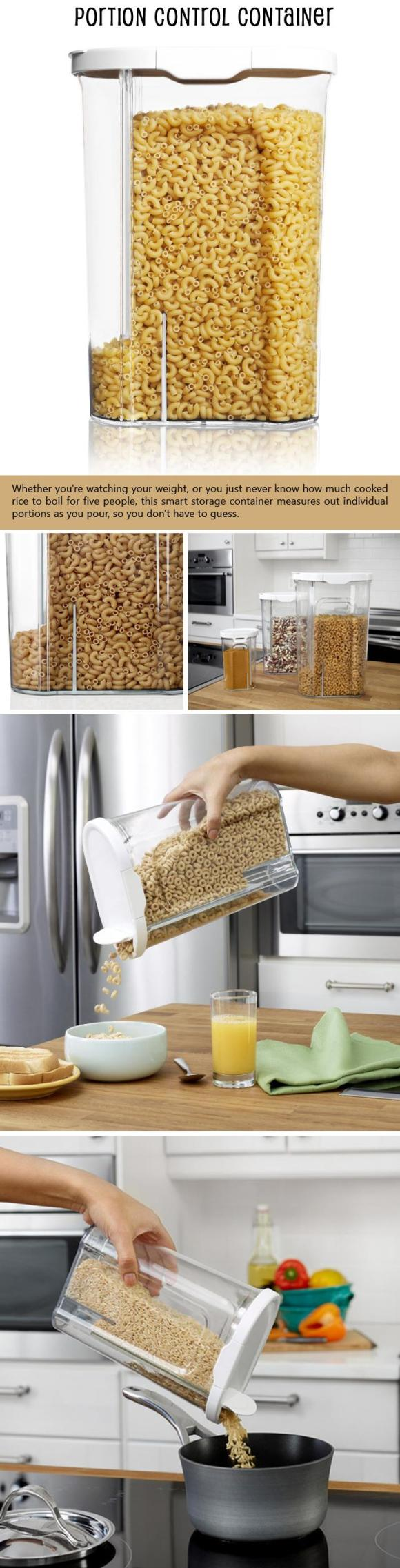 Portion Control Container