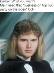 of bad hair cuts