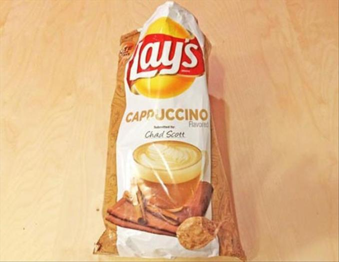 This Lays Potato Chip Flavor Thing Is Starting To Get Out