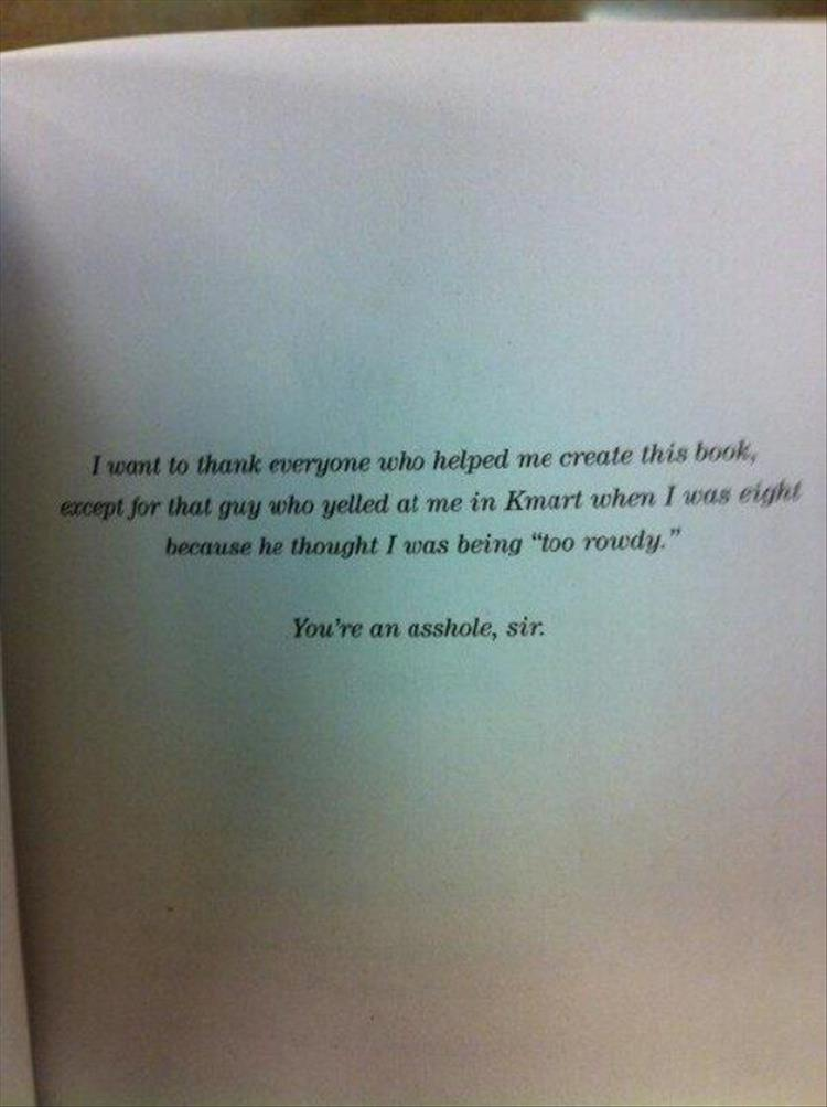 15 Of The Best Book Dedications You'll Read All Day