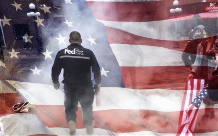 The FedEx Driver That Became An Internet Sensation  16 Pics