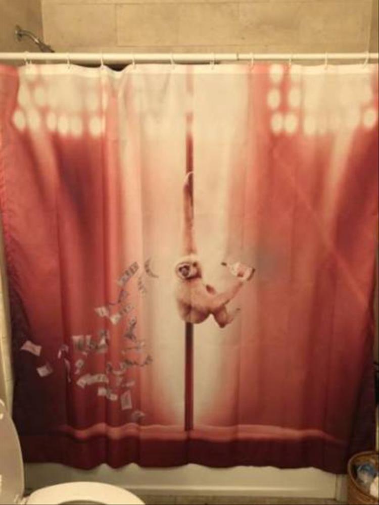 A Shower Curtain Can Make Or Break A Bathroom 23 Pics